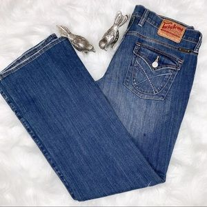 Lucky Brand Sassy Sweet N Low-R Jeans Size 30
